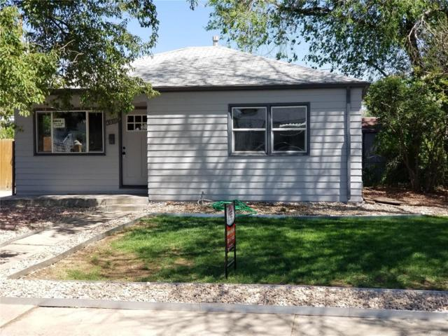 4051 Walsh Place, Denver, CO 80219 (#3649807) :: The Galo Garrido Group