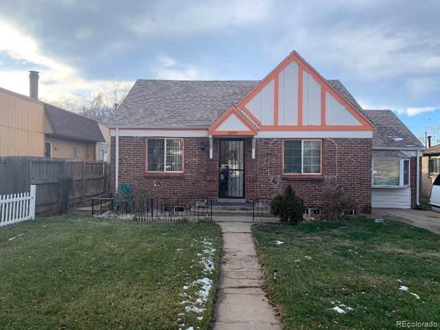 3209 Ash Street, Denver, CO 80207 (#3649934) :: Mile High Luxury Real Estate
