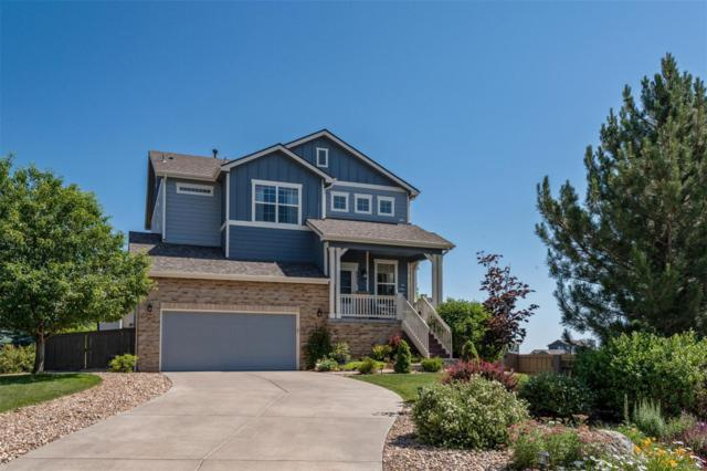 6933 Groveton Avenue, Castle Rock, CO 80104 (#3650457) :: HomePopper