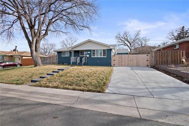 5456 W 66th Avenue, Arvada, CO 80003 (#3650508) :: The DeGrood Team