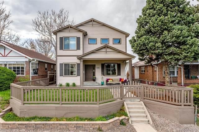 3545 N Steele Street, Denver, CO 80205 (MLS #3650560) :: 8z Real Estate