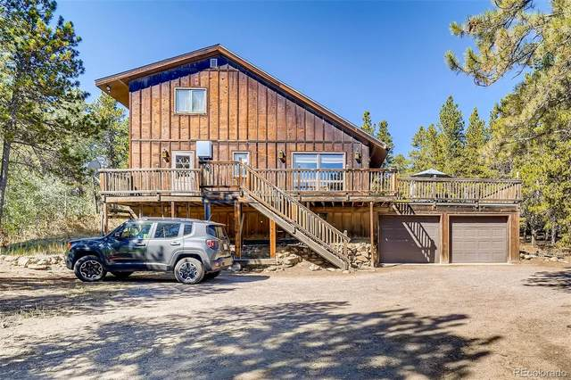 155 Pinon Circle, Black Hawk, CO 80422 (#3650654) :: The HomeSmiths Team - Keller Williams
