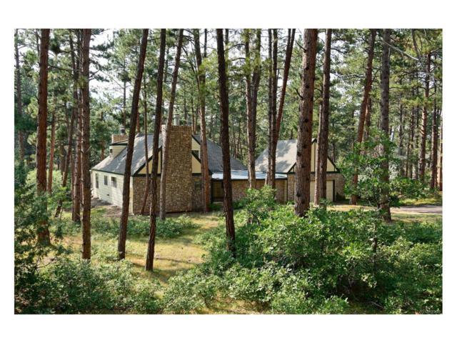 4685 Cheyenne Drive, Larkspur, CO 80118 (MLS #3650761) :: 8z Real Estate