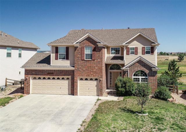 12274 Pine Valley Circle, Peyton, CO 80831 (#3650961) :: The Peak Properties Group