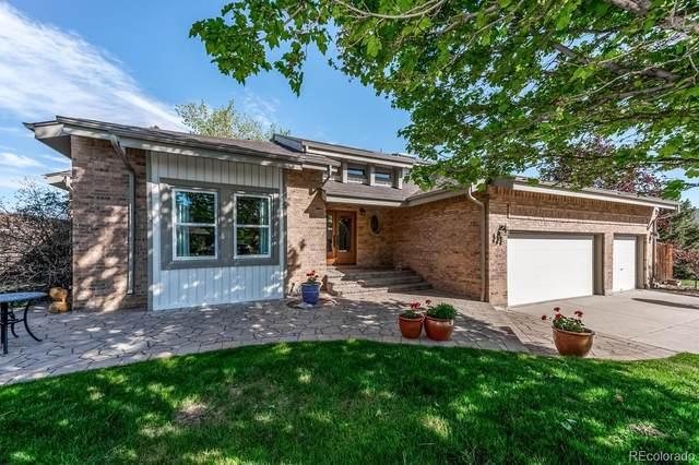 339 Howell Street, Golden, CO 80401 (MLS #3651419) :: 8z Real Estate
