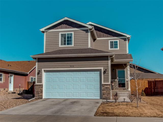 522 S Carriage Drive, Milliken, CO 80543 (#3651602) :: The Heyl Group at Keller Williams