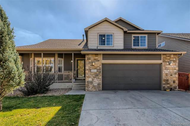 2226 7th Avenue, Lochbuie, CO 80603 (#3651617) :: Wisdom Real Estate