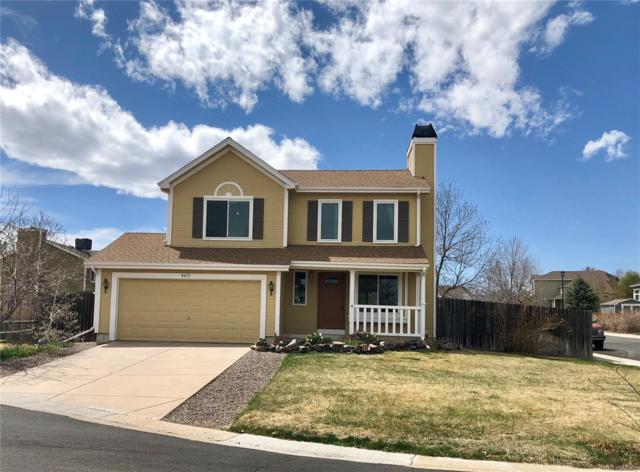 8653 Red Clover Court, Parker, CO 80134 (#3651619) :: The DeGrood Team