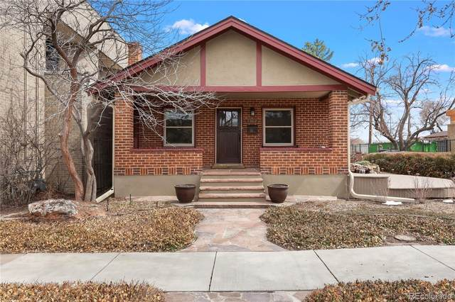 1362 S Clarkson Street, Denver, CO 80210 (#3651626) :: Re/Max Structure