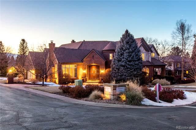 82 Glenmoor Place, Cherry Hills Village, CO 80113 (#3651849) :: James Crocker Team