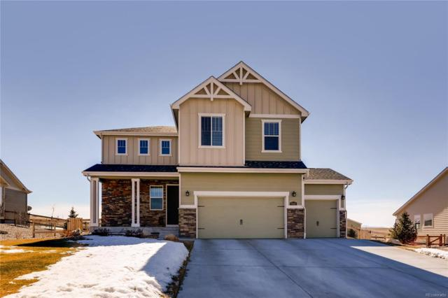 5542 Bear Creek Loop, Elizabeth, CO 80107 (#3652039) :: 5281 Exclusive Homes Realty