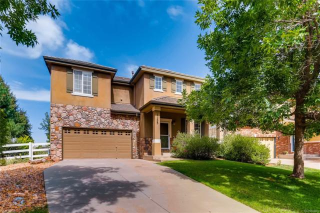 1153 S Flatrock Circle, Aurora, CO 80018 (#3652247) :: The Peak Properties Group