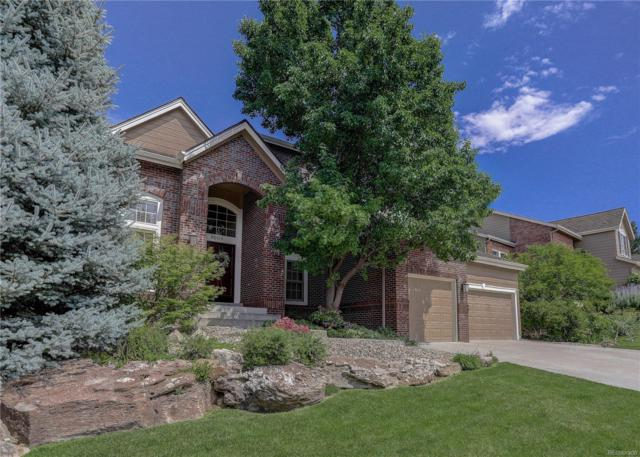 9609 Chesapeake Street, Highlands Ranch, CO 80126 (#3652270) :: The HomeSmiths Team - Keller Williams