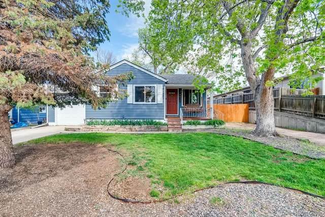 4030 Ames Street, Wheat Ridge, CO 80212 (#3652630) :: Stephanie Fryncko | Keller Williams Integrity