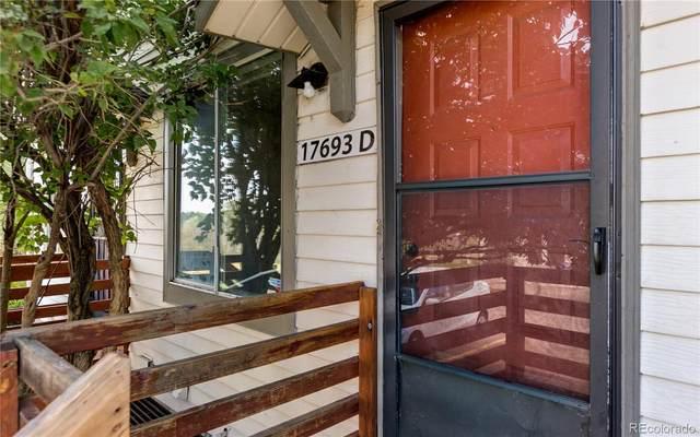 17693 E Loyola Drive D, Aurora, CO 80013 (#3652671) :: Own-Sweethome Team
