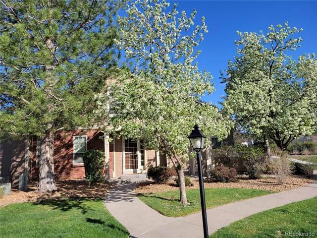 4069 S Abilene Circle A, Aurora, CO 80014 (#3653055) :: Venterra Real Estate LLC