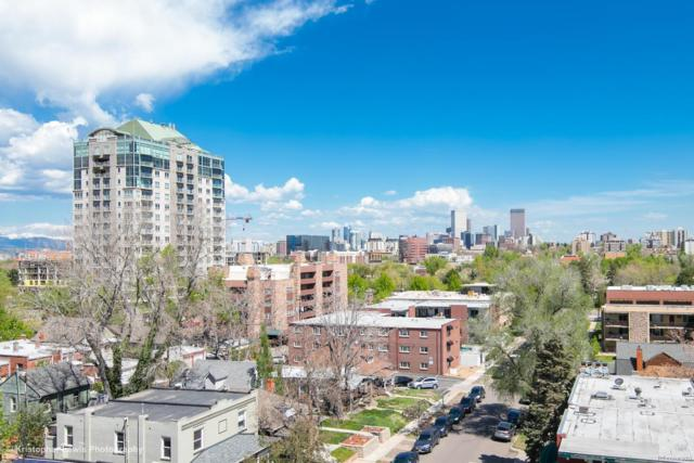 130 Pearl Street #708, Denver, CO 80203 (#3653157) :: The Healey Group