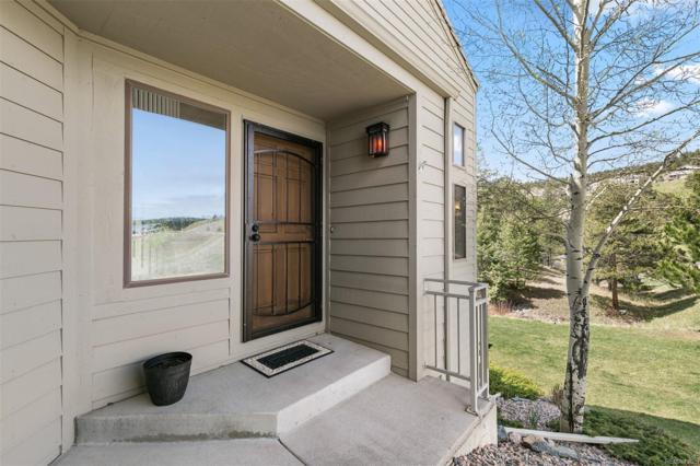 661 Trailside Drive, Golden, CO 80401 (#3653210) :: The HomeSmiths Team - Keller Williams