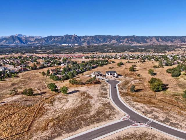 14344 Spyglass Hill Place, Colorado Springs, CO 80132 (#3653361) :: The Harling Team @ Homesmart Realty Group