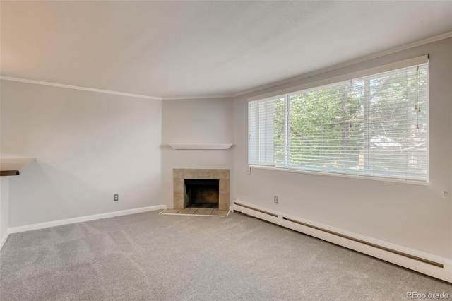 336 N Grant Street #201, Denver, CO 80203 (#3653372) :: Finch & Gable Real Estate Co.
