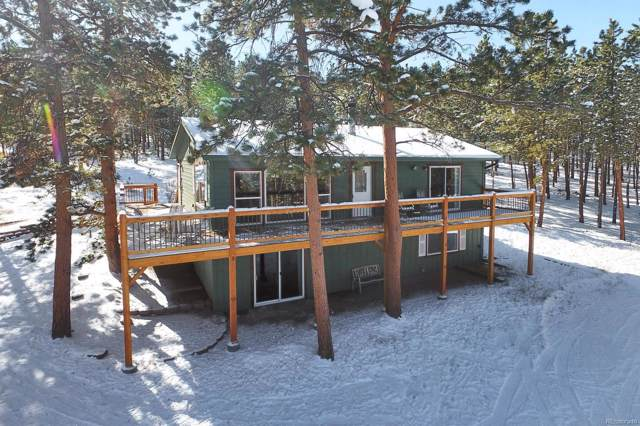 83 Nova Lane, Pine, CO 80470 (#3653495) :: Berkshire Hathaway Elevated Living Real Estate