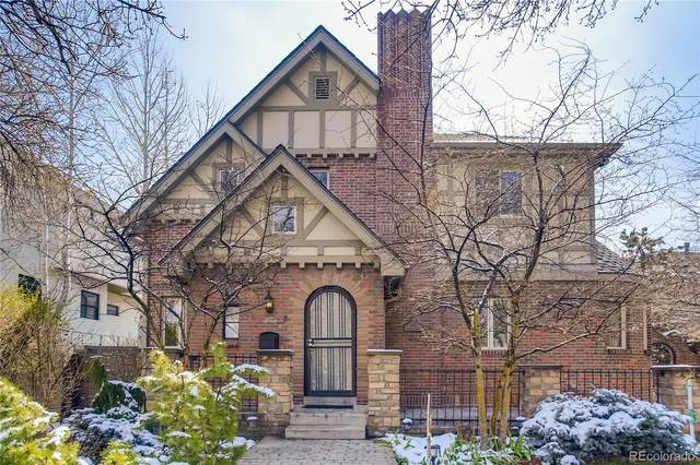 1062 S Clayton Way, Denver, CO 80209 (#3654357) :: The DeGrood Team