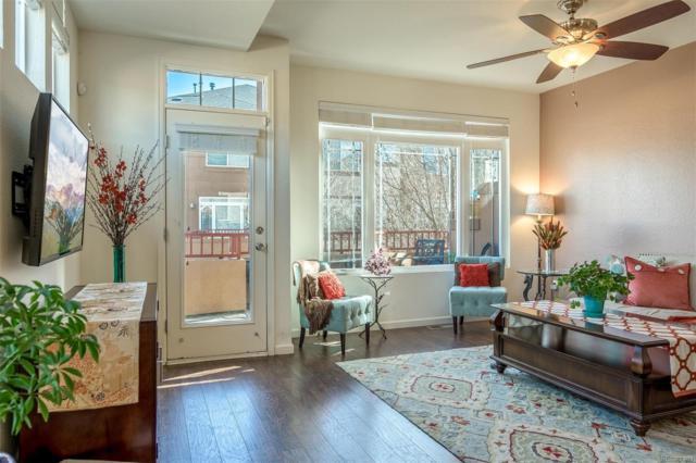 9300 E Florida Avenue #1301, Denver, CO 80247 (MLS #3654415) :: 8z Real Estate
