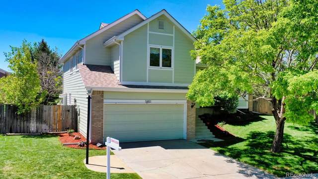 5851 S Quatar Circle, Centennial, CO 80015 (#3654706) :: Bring Home Denver with Keller Williams Downtown Realty LLC