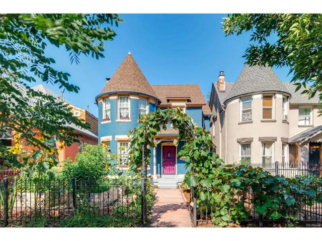 209 S Lincoln Street, Denver, CO 80209 (MLS #3654761) :: 8z Real Estate
