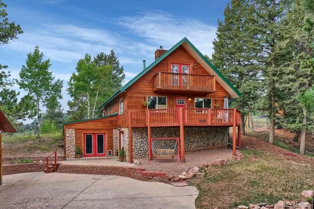 744 Blue Spruce Street, Woodland Park, CO 80863 (MLS #3655116) :: 8z Real Estate