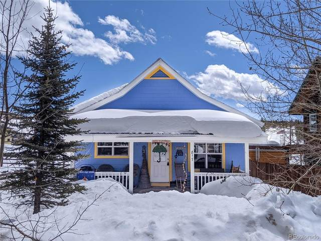 817 Chestnut Street, Leadville, CO 80461 (#3655119) :: Briggs American Properties