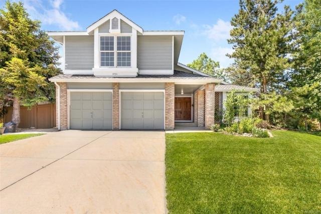5791 S Ouray Court, Centennial, CO 80015 (#3655196) :: The Heyl Group at Keller Williams