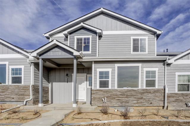 720 Finch Drive, Severance, CO 80550 (MLS #3655340) :: 8z Real Estate