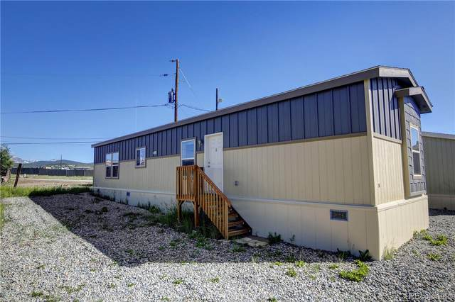 21980 Us Highway 285, Fairplay, CO 80440 (#3655453) :: Wisdom Real Estate