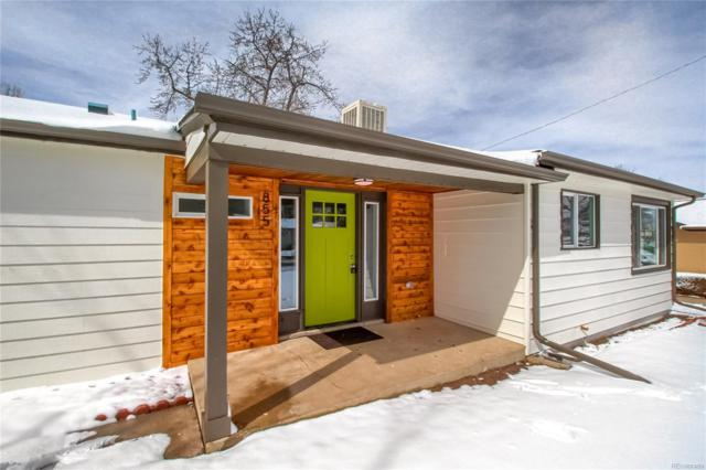 855 S Yates Street, Denver, CO 80219 (MLS #3655681) :: Bliss Realty Group