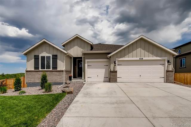 3228 Barbwire Way, Castle Rock, CO 80108 (#3655993) :: The DeGrood Team