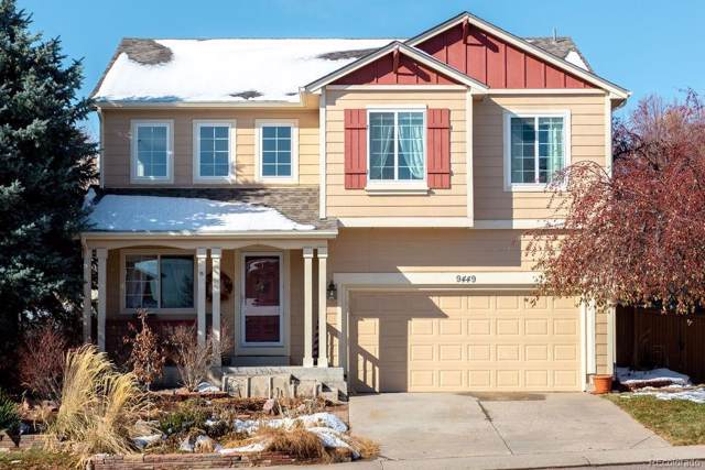 9449 Wolfe Street, Highlands Ranch, CO 80129 (MLS #3656701) :: Colorado Real Estate : The Space Agency
