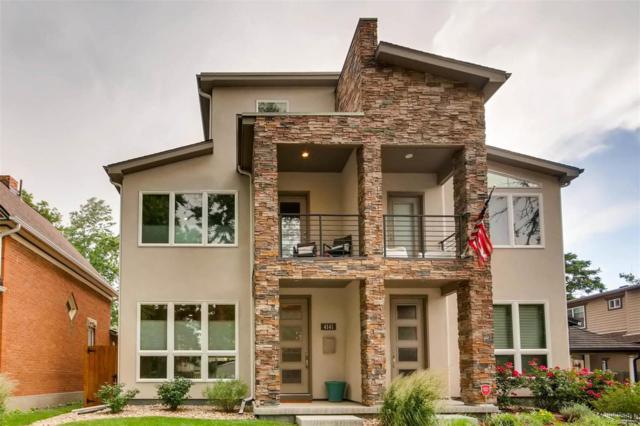 4141 Stuart Street, Denver, CO 80212 (#3656996) :: The HomeSmiths Team - Keller Williams
