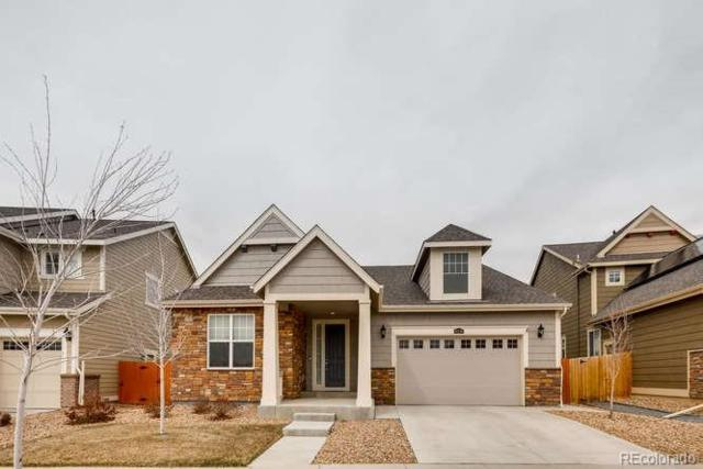 10239 Isle Street, Parker, CO 80134 (#3657224) :: Compass Colorado Realty