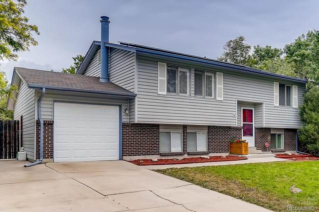 4083 W 65th Place, Arvada, CO 80003 (#3657288) :: My Home Team