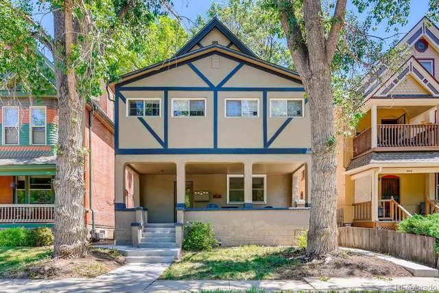 1632 Franklin, Denver, CO 80218 (#3657562) :: Wisdom Real Estate