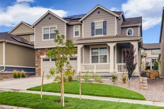 18955 W 84th Place, Arvada, CO 80007 (#3657988) :: Briggs American Properties
