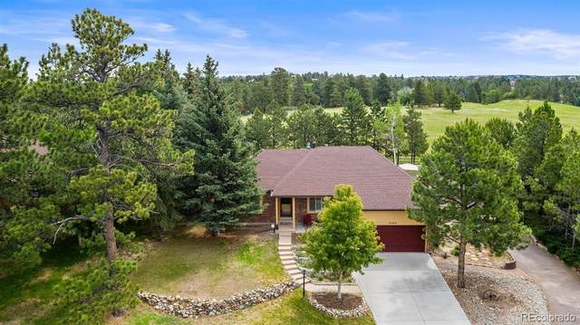5566 Thunder Hill Road, Parker, CO 80134 (#3658327) :: The DeGrood Team