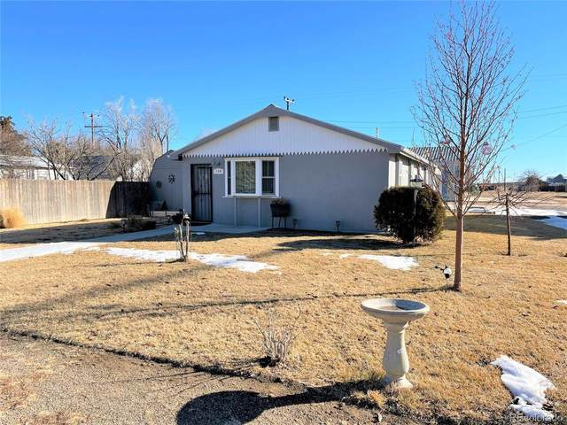 114 Curtis Street, Arriba, CO 80804 (#3658585) :: Chateaux Realty Group
