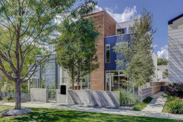 557 Columbine Street, Denver, CO 80206 (#3659227) :: The Peak Properties Group