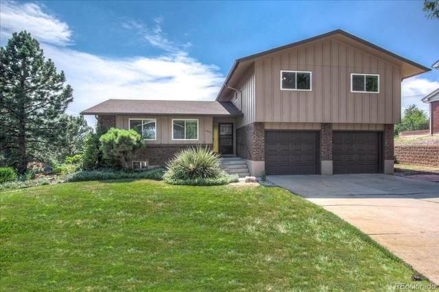 2897 S Fenton Street, Denver, CO 80227 (#3659467) :: Finch & Gable Real Estate Co.