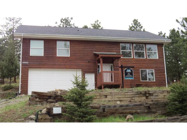 29652 Spruce Road, Evergreen, CO 80439 (MLS #3659768) :: 8z Real Estate