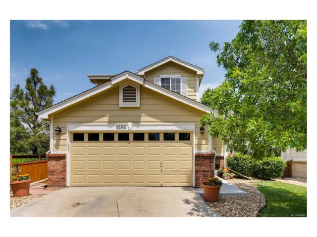 4595 Elizabeth Lane, Broomfield, CO 80023 (#3659815) :: Aspen Real Estate