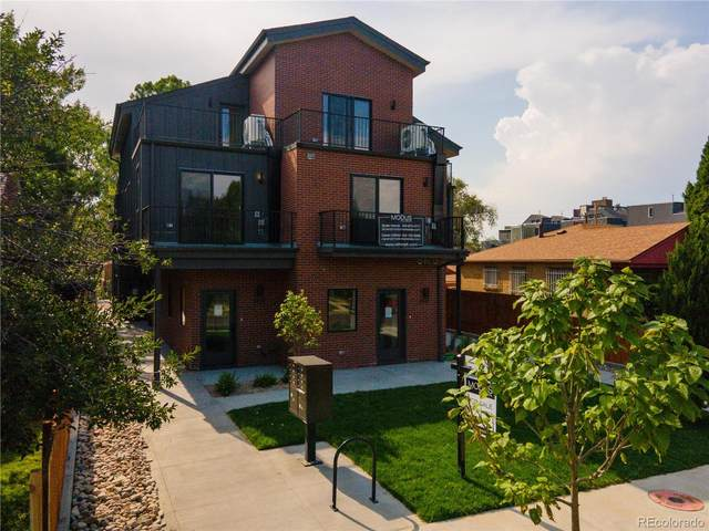 1421 Winona Court, Denver, CO 80204 (MLS #3659836) :: 8z Real Estate