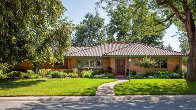 900 S Monroe Street, Denver, CO 80209 (#3660229) :: The Peak Properties Group